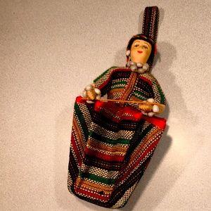 Native Doll Wristlet Purse